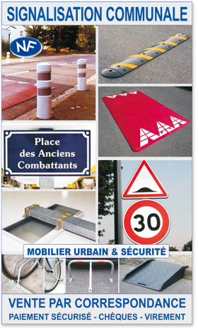 Signalisation communale (exemples)